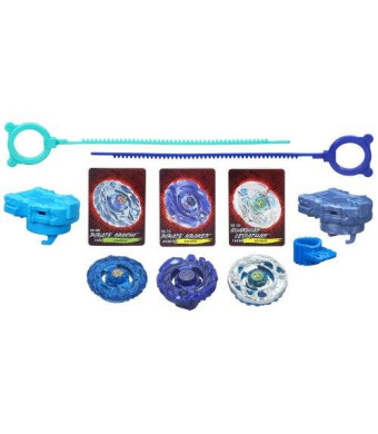 Beyblade Shogun Steel Battle Tops Water Team Set
