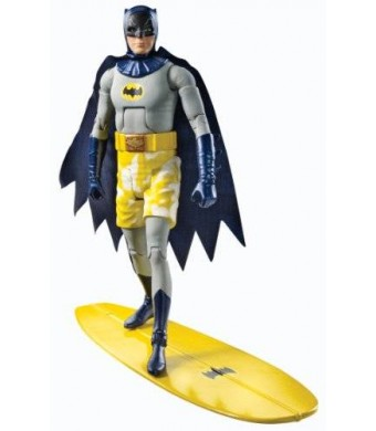 Mattel Batman Classic TV Series Surfs Up Batman Collector Action Figure