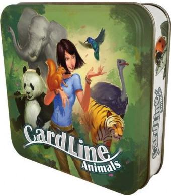 Asmodee Cardline Animals