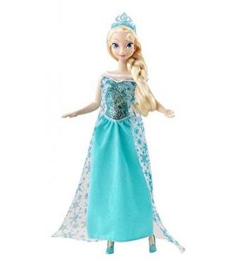 Mattel Disney Frozen Musical Magic Elsa Doll