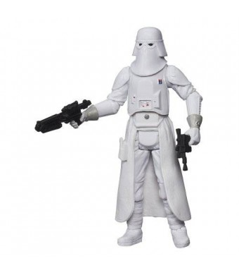 Star Wars The Black Series Snowtrooper Commander Figure - 3.75 Inches
