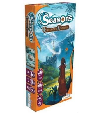Asmodee Seasons Enchanted Kingdom Card Game