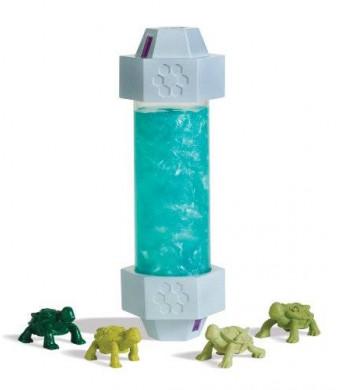 Nickelodeon 1 X Turtles Teenage Mutant Ninja Turtles Mutagen Ooze with Mini Turtle Figure