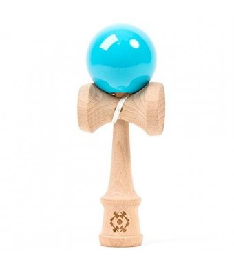 Kendama USA Tribute Kendama - Light Blue TRB011