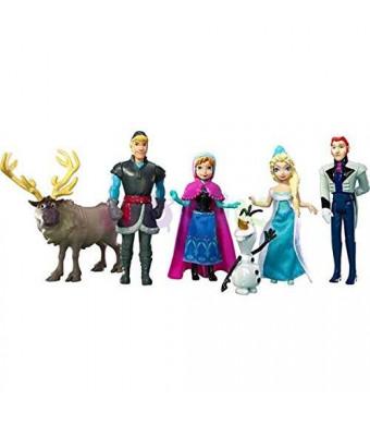 Mattel Disney Frozen Complete Story Playset