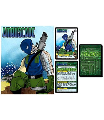 Greater Than Games Sentinels of The Multiverse Ambuscade Board Game