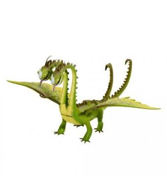 SpinMaster DreamWorks Dragons Defenders of Berk - Action Dragon Figure - Belch and Barf Zippleback