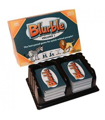 Blurble Volume 1 - The Fast Paced Game for Quick Witted People