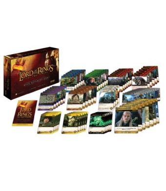 Crytazoic Games Lord of the Rings: Two Towers Deck-Building Game