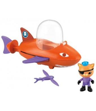 Fisher-Price Octonauts Flying Fish GUP-B Playset