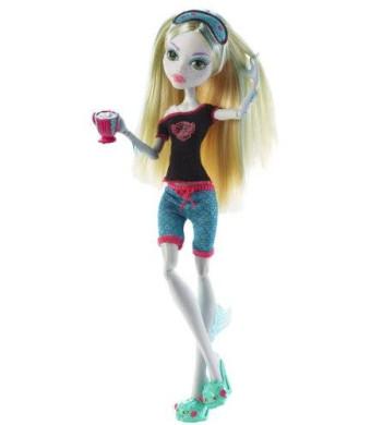 Monster High Dead Tired Lagoona Blue Doll