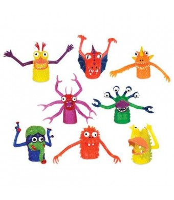Accoutrements Finger Monsters (Set of 8 in each order)