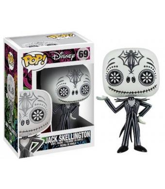 Funko POP Disney Day of The Dead Jack Skellington Action Figure