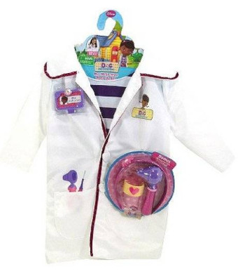 Unknown Disney Doc McStuffins Doctors Coat and Bonus Accessories