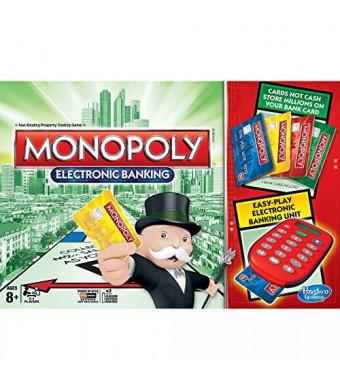 Hasbro Monopoly Electronic Banking Game