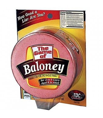 TDC Games The Game of Baloney Board Game