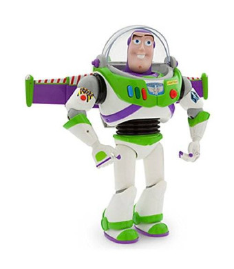 Toy Story Game / Play Disney Advanced Talking Buzz Lightyear Action Figure 12'' - *** OFFICIAL DISNEY PRODUCT *** Toy / Child / Kid