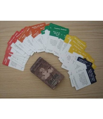 Tactical And Preparedness Solutions David Morris Dry Fire Training Cards