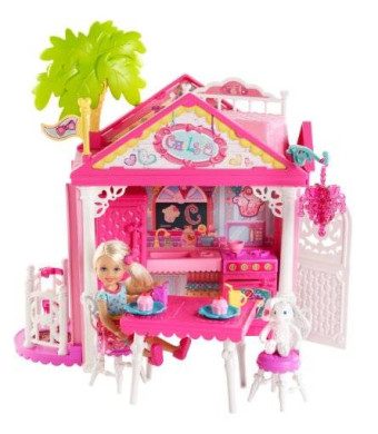 Barbie Chelsea Doll and Clubhouse Playset