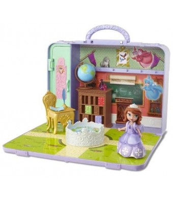 Mattel Disney Sofia The First Portable Playset