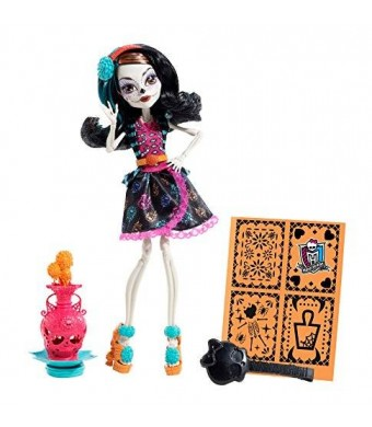 Monster High Art Class Skelita Calaveras Doll