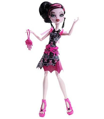 Monster High Frights, Camera, Action! Black Carpet Draculaura Doll