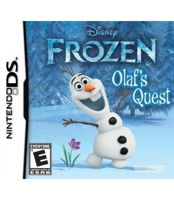 Game Mill Frozen: Olaf's Quest - Nintendo DS