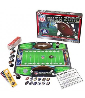University Games NFL Rush Zone Board Game