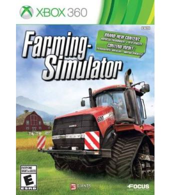 Maximum Games Farming Simulator - Xbox 360