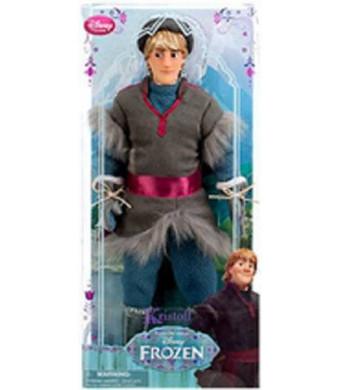 "Unknown Disney Frozen Exclusive 12"" Classic Doll Kristoff"