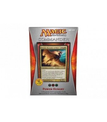 Magic: the Gathering Magic the Gathering - Commander 2013 - Power Hungry Deck