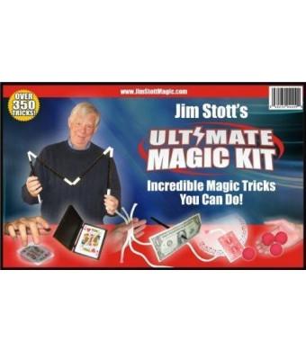 Jim Stott Magic Jim Stott's Ultimate Magic Kit