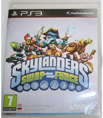 Activision PS3 Skylanders Swap Force (GAME ONLY)