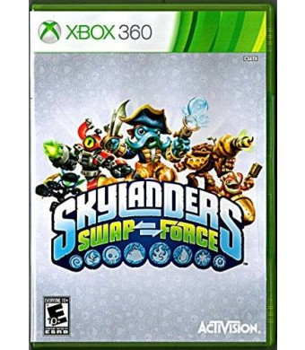 Activision XBOX Skylanders Swap Force (GAME ONLY)