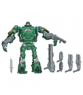 Transformers Age of Extinction Generations Voyager Class Autobot Hound Figure