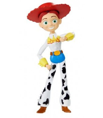 Mattel Toy Story Deluxe Jessie Action Figure