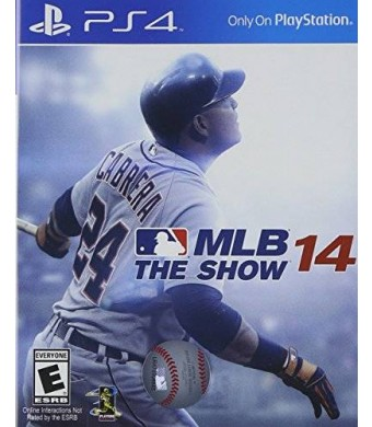 Sony MLB 14: The Show