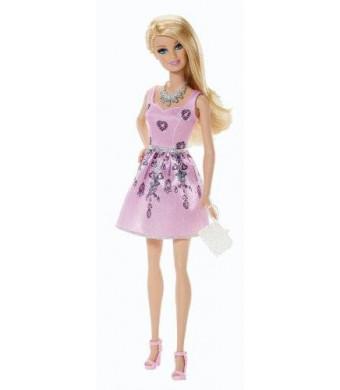 Fashionista Barbie Doll, Light Pink Dress