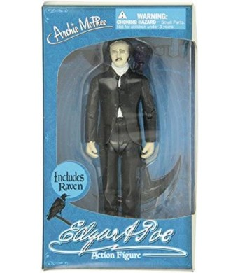 Accoutrements Edgar Allan Poe Action Figure