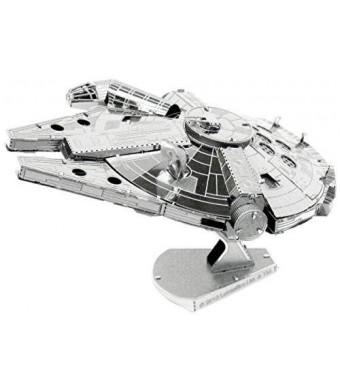 Fascinations 251 Star Wars Millennium Falcon Metal Earth 3D Metal Model Kit
