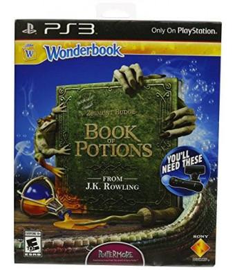 Wonderbook: Book of Potions (PS3)