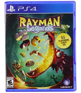 Ubisoft Rayman Legends - PlayStation 4 Standard Edition