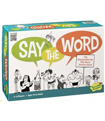 Peaceable Kingdom / Say The Word Award Winning Family Cooperative Game