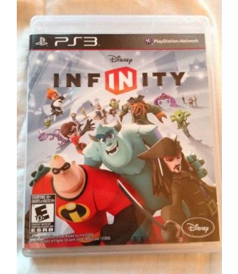 Disney Infinity (PS3; 2013) Game Only