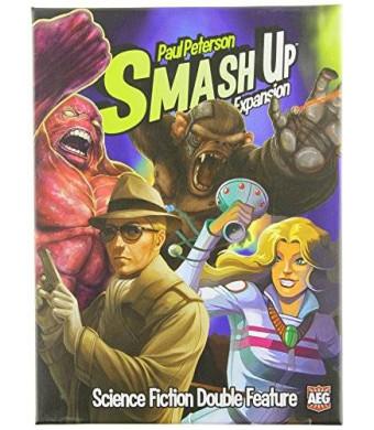 Flat River Group Smash Up: Science Fiction Double Feature Expansion