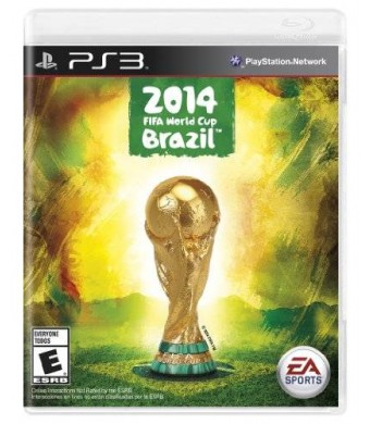 Electronic Arts EA Sports 2014 FIFA World Cup Brazil - PlayStation 3