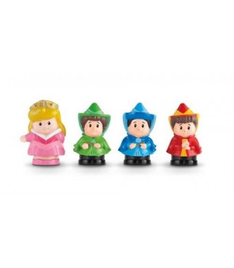 Fisher-Price Little People Disney Aurora and Friends