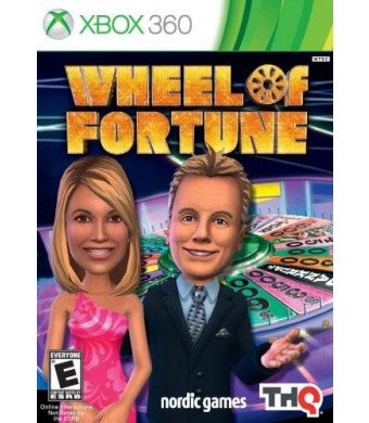 Nordic Games Wheel of Fortune - Xbox 360