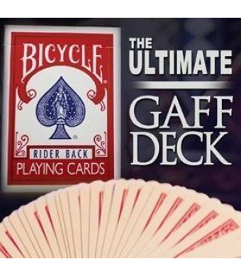 Magic Makers The Ultimate Gaff Deck Kit - Trick