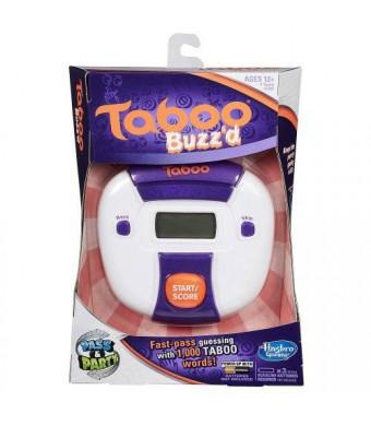 Hasbro Taboo Buzzd Game